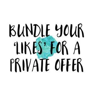 Get a private discount!